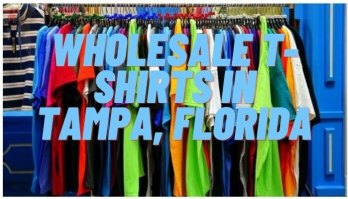 Wholesale T-Shirts in Tampa, Florida